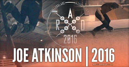 Joe Atkinson: RAD Bowl Session (Denmark, 2016)