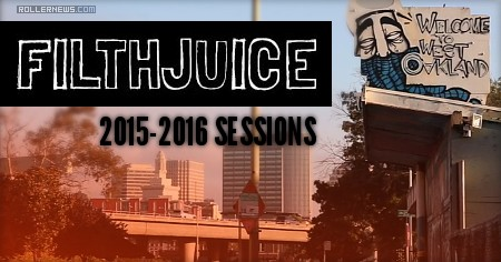 Filthjuice Sessions (2015-2016) by Peter Drozdowski