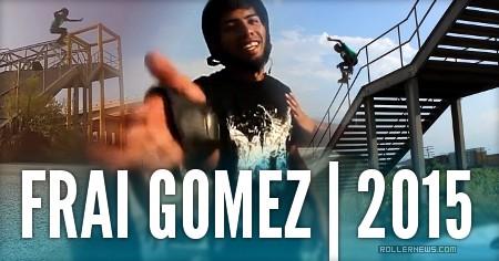 Frai Gomez (Mexico): MNT 2015 Profile
