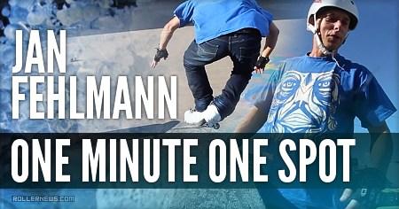 Jan Fehlmann: One Minute, One Spot (July 2016)