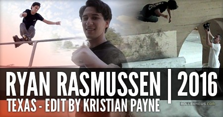 Ryan Rasmussen (Texas): 2016 Edit by  Kristian Payne