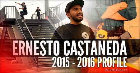 Ernesto Castaneda (Mexico): 2015-2016 Profile