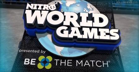 Nitro World Games 2016 - Best of Inline Best Tricks
