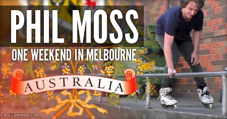 Phil Moss (Remz Australia): One Weekend In Melbourne