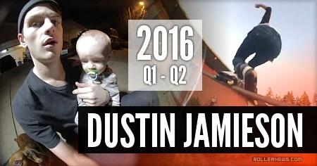 Dustin Jamieson: DJ DAD MODE 2016 Q1-Q2