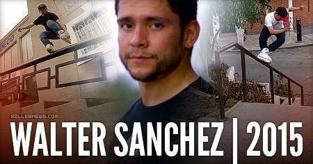 Walter Sanchez (Mexico): 2015 Profile