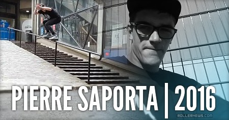 Pierre Saporta (France): The Grind Co, Edit