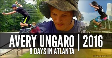 Avery Ungaro | 9 days in Atlanta (2016)