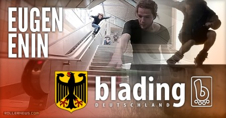 Eugen Enin (Germany): Blade Life, Raw Clips