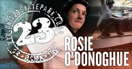 Rosie O'Donoghue: One Minute One Spot | Unit 23