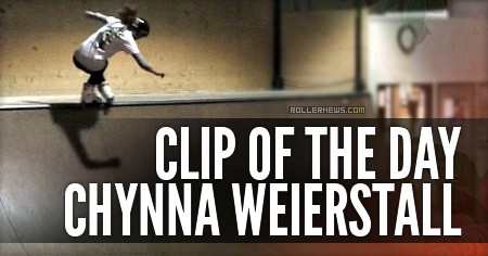 Clip of the day: Chynna Weierstall (2016)