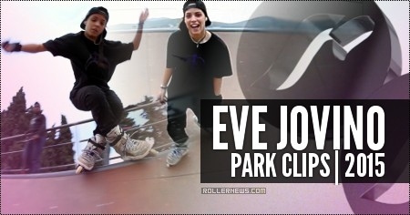 Eve Jovino (Spain): Park Clips (2015) by Lorenzo Puyalto