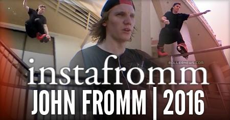 Jon Fromm: InstaFromm (2016)