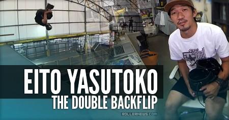 Eito Yasutoko (Japan): The Double Backflip