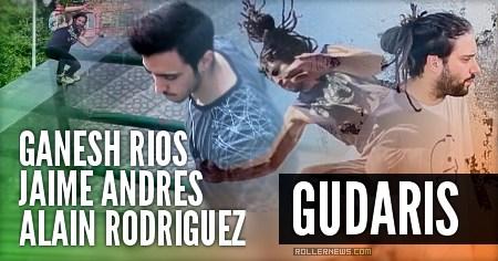 Ganesh Riosh, Alain Rodriguez & Jaime Andres: Gudaris (2016) by Mery Munoz