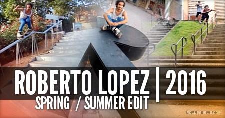 Roberto Lopez (33, Spain): Spring + Summer 2016