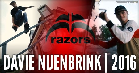 Davie Nijenbrink (20, Holland): Spring + Summer 2016