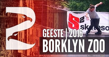 Borklyn Zoo (Germany): GEESTE (2016)