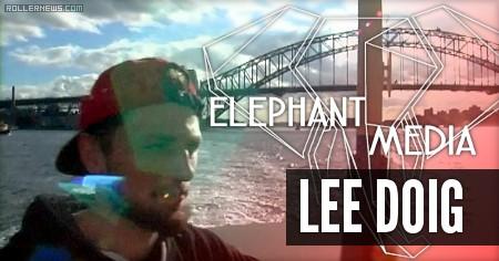 Lee Doig (Australia): Elephant Media (2016) Edit