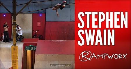 Stephen Swain: Rampworx, August 2016 Clips