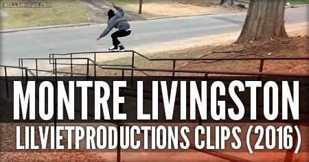 Montre Livingston: Lilvietproductions Clips (2016)