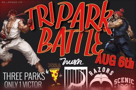 Tri Park Battle 2016: Edit by Aaron Schultz