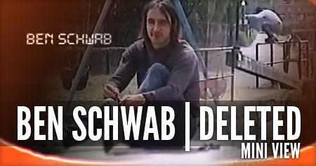 Ben Schwab: DELETED | Miniview (2016)