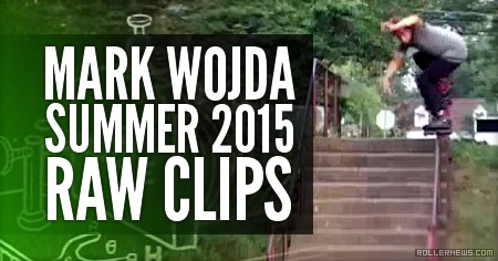 Mark Wojda: Summer 2015 Clips (Raw)