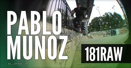 Pablo Munoz (NYC): 181RAW (2016)