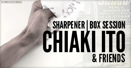 Shiaki Ito & Friends (Japan) Sharpener Box Session