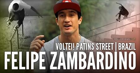 Brazil: Felipe Zambardino is unstoppable (2016)