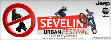Sevelin Urban Festival 2016 (Switzerland)