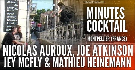 Minutes Cocktail (Montpellier France, 2016) - Full Video