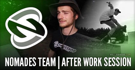 Nomades Team (France): After Work Session (2016)