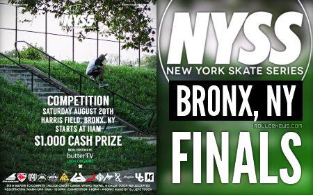 NYSS 2016 Finals (Bronx, NY): Oak City Edit
