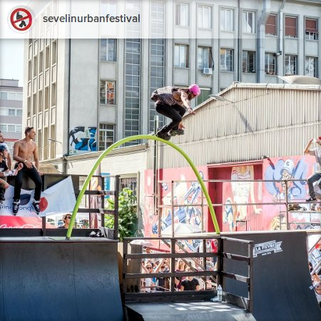 Photo of the day: Jeremy Suarez @ Sevelin Urban Festival 2016 (Switzerland)