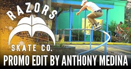 Razors: SL-3 Promo Edit by Anthony Medina