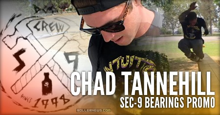 Chad Tannehill: Sec-9 Bearings Promo (2016)