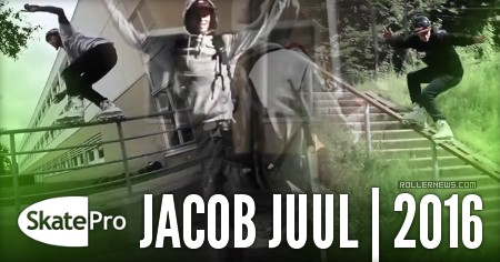 One week with Jacob Juul | SkatePro Promo
