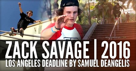 Zack Savage:Los Angeles Deadline (2016)