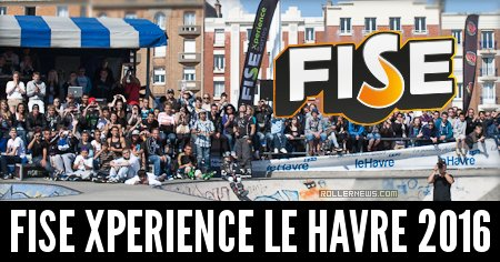 FISE Xperience Le Havre 2016