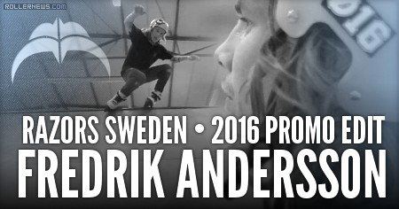 Fredrik Andersson | Razors Promo