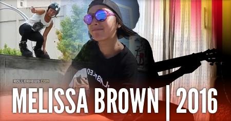 Melissa Brown: Blades & Guitars in Barcelona (2016)