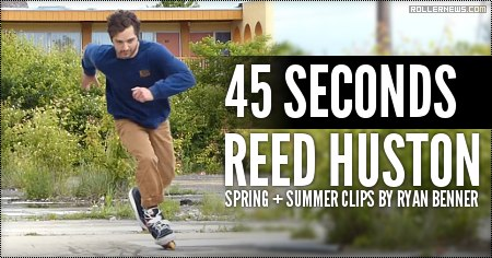 45 Seconds with Reed Huston (2016)r