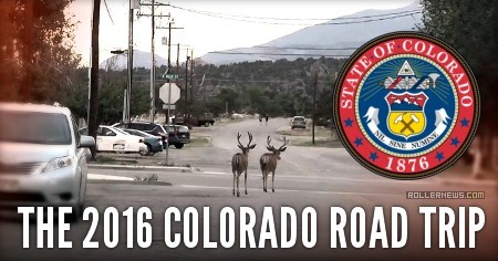 The 2016 Colorado Road Trip by Anthony Medina