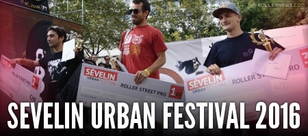 Sevelin Urban Festival 2016 (CH): Official Edit