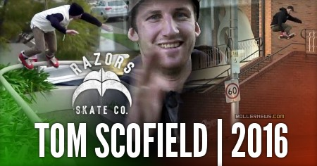 Tom Scofield (Razors Australia) |  2016 Promo
