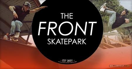 The Front Skatepark (2016) by Mark Worner