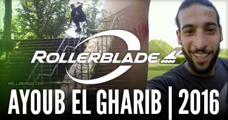 Ayoub El gharib (Morocco): Sweden 2K16 Edit
