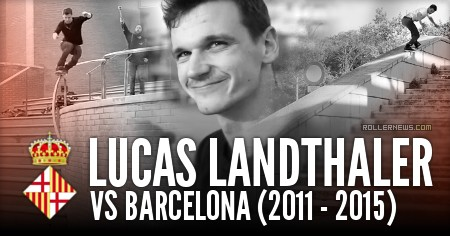 Lucas Landthaler vs Barcelona (2011-2015)